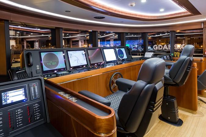 2018 Conrad Shipyard C133 Mega Yacht 2430249