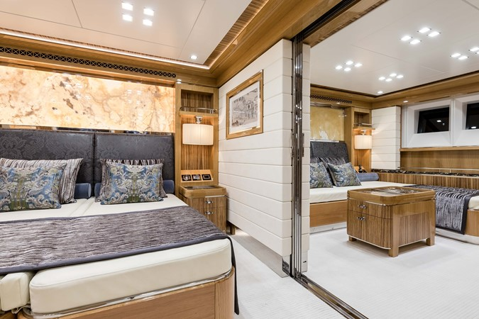 2018 Conrad Shipyard C133 Mega Yacht 2430254