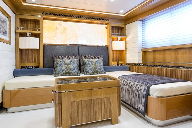 2018 Conrad Shipyard C133 Mega Yacht 2430255