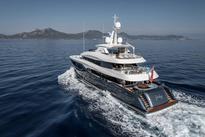 2018 Conrad Shipyard C133 Mega Yacht 2430280