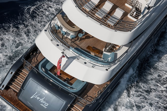 2018 Conrad Shipyard C133 Mega Yacht 2466408