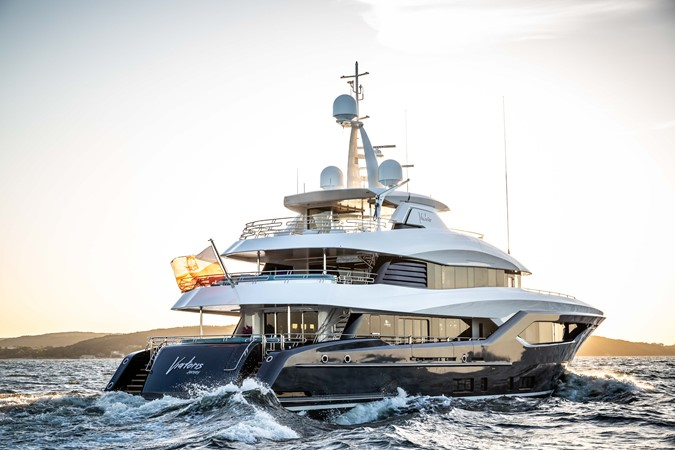 2018 Conrad Shipyard C133 Mega Yacht 2466591