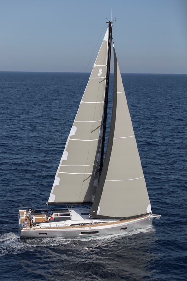 2019 BENETEAU Oceanis 51 Cruising/Racing Sailboat 2431229