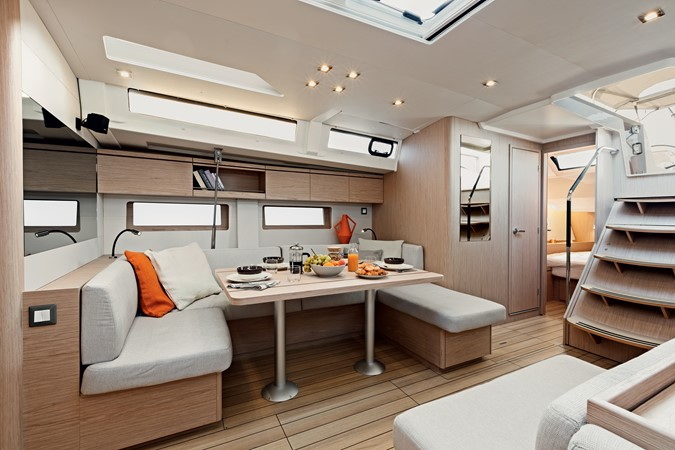 2019 BENETEAU Oceanis 51 Cruising/Racing Sailboat 2431230