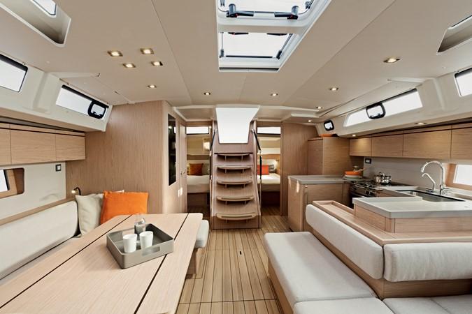 2019 BENETEAU Oceanis 51 Cruising/Racing Sailboat 2431231