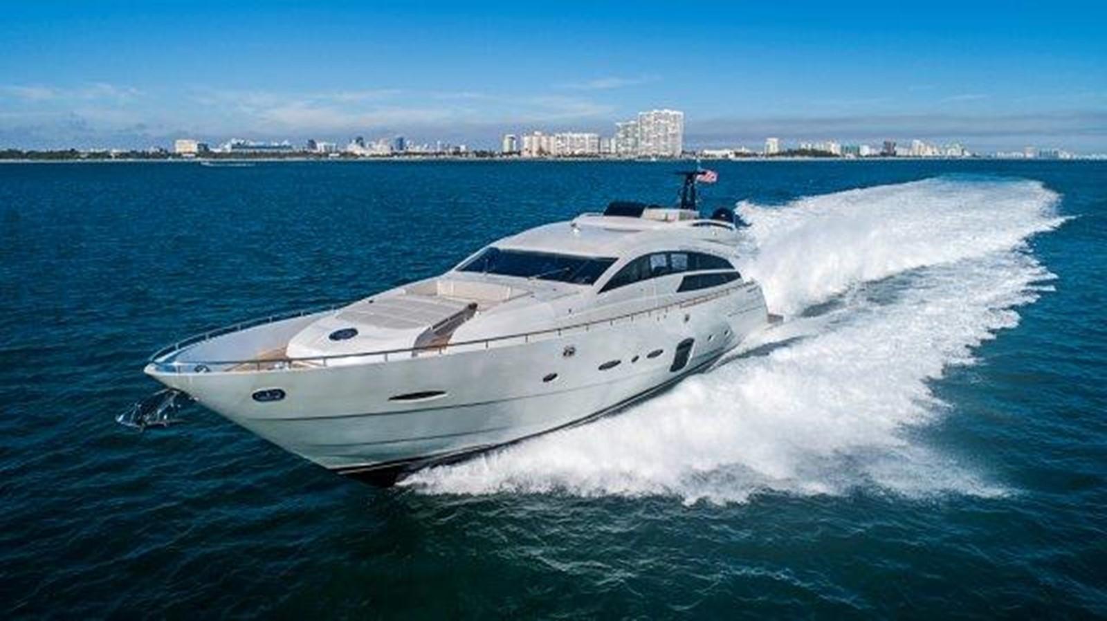 Neverland 2014 PERSHING  Motor Yacht 2431282