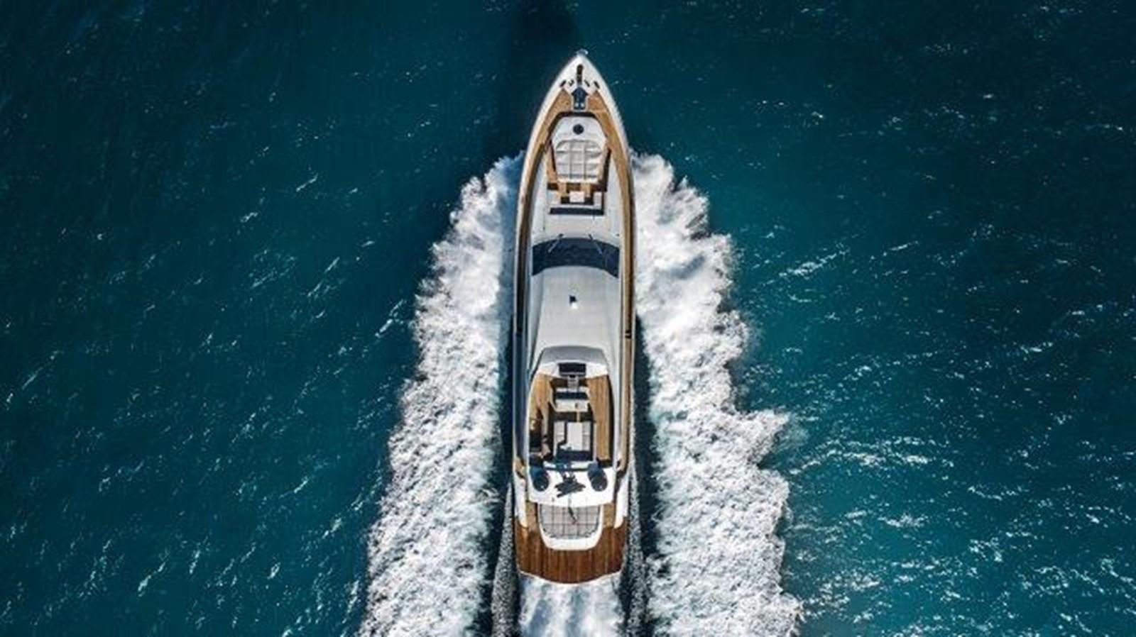 Neverland 2014 PERSHING  Motor Yacht 2431287