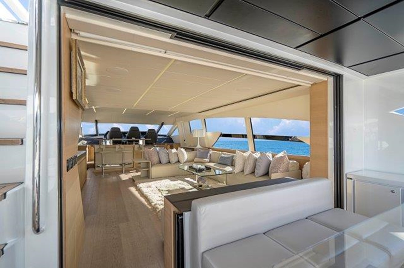 Salon 2014 PERSHING  Motor Yacht 2431315