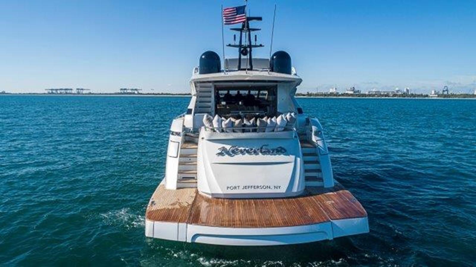 Neverland 2014 PERSHING  Motor Yacht 2431334