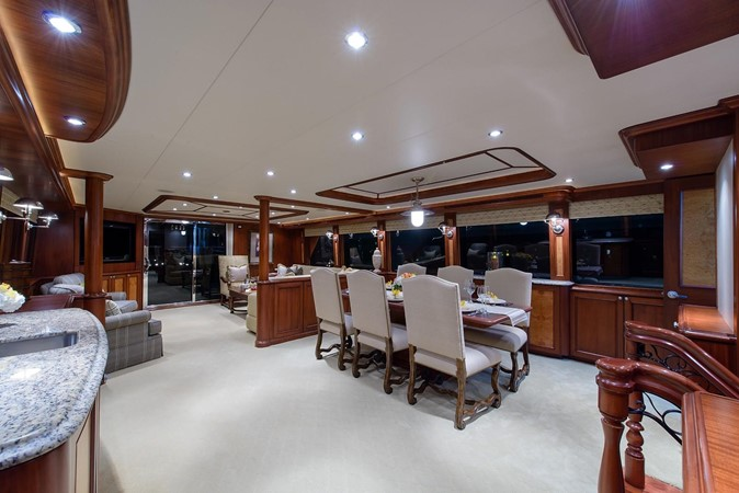 2006 CHEOY LEE Bravo Series Motor Yacht 2431788