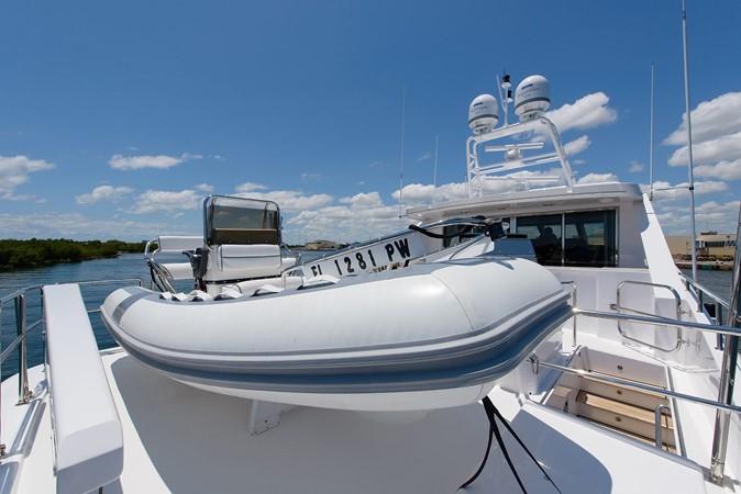 2006 CHEOY LEE Bravo Series Motor Yacht 2431887