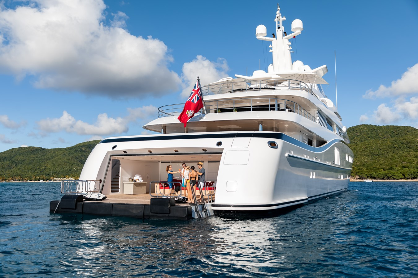 2013 ABEKING & RASMUSSEN  Motor Yacht 2448268