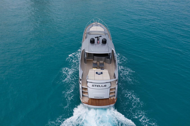 2016 PERSHING 70 Express Cruiser 2439240