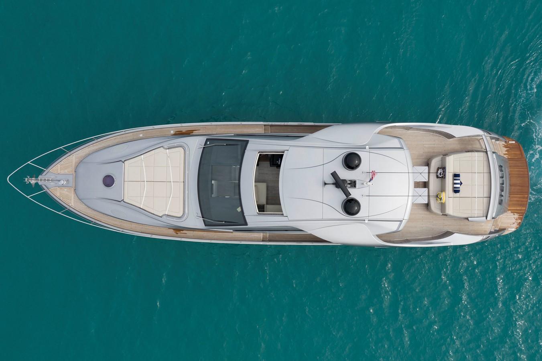 2016 PERSHING 70 Express Cruiser 2439241