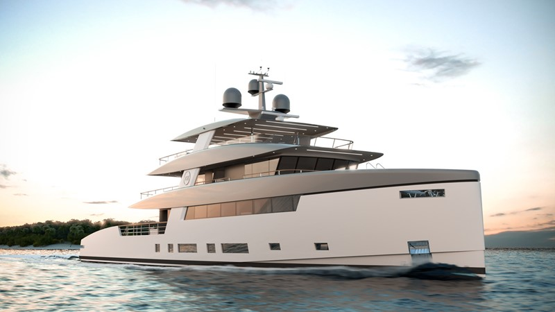 ROSETTI SUPERYACHTS 50m Ceccarelli Explorer Yacht Yacht for Sale