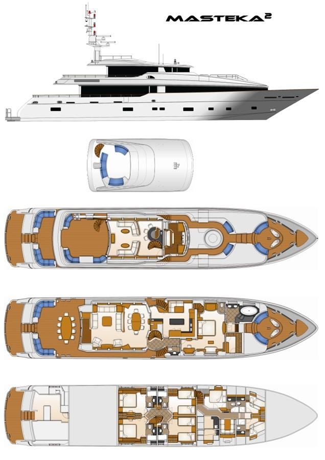 2009 MONTE FINO 122 Commercial Vessel 2450722