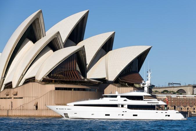 2009 MONTE FINO 122 Commercial Vessel 2435885