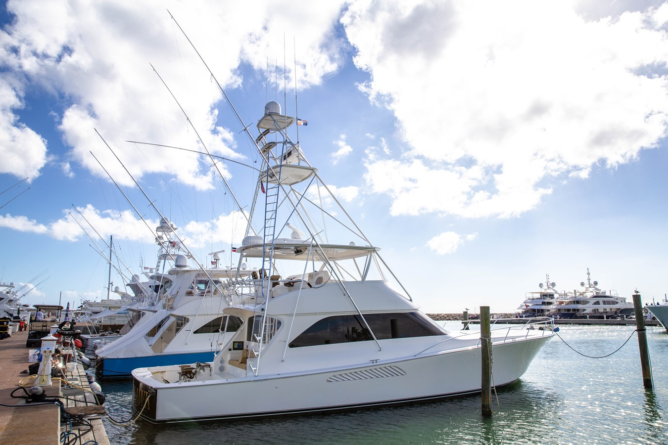 2008 VIKING Convertible 64 Sport Fisherman 2436349
