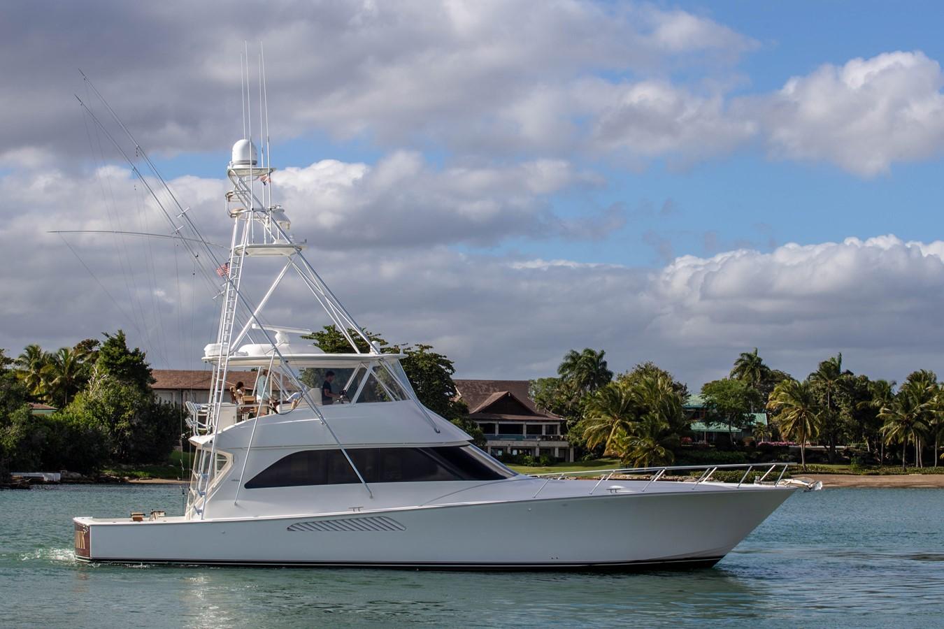 2008 VIKING Convertible 64 Sport Fisherman 2436377