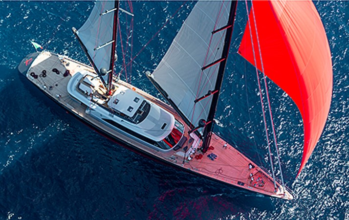 2013 PERINI NAVI 60 Meter Series Cruising Sailboat 2438255