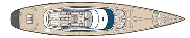 2013 PERINI NAVI 60 Meter Series Cruising Sailboat 2438259