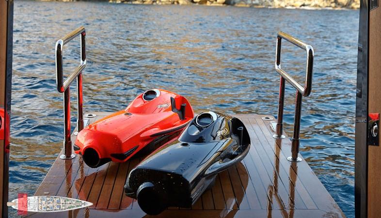2013 PERINI NAVI 60 Meter Series Cruising Sailboat 2438278