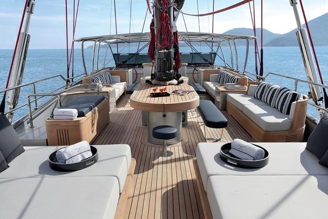 2013 PERINI NAVI 60 Meter Series Cruising Sailboat 2438282