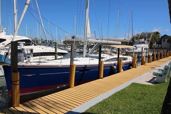 2011 JEANNEAU 53 Cruising Sailboat 2488945