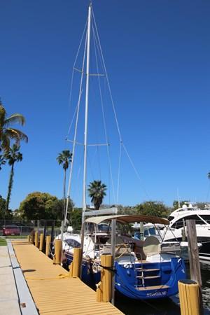 2011 JEANNEAU 53 Cruising Sailboat 2488946