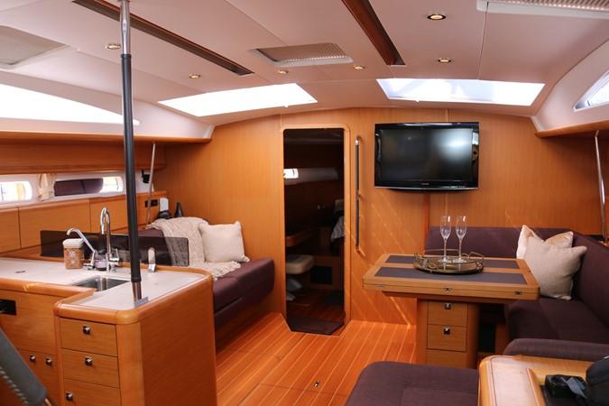 2011 JEANNEAU 53 Cruising Sailboat 2488983