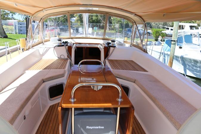 2011 JEANNEAU 53 Cruising Sailboat 2488984