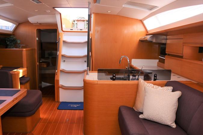 2011 JEANNEAU 53 Cruising Sailboat 2488990