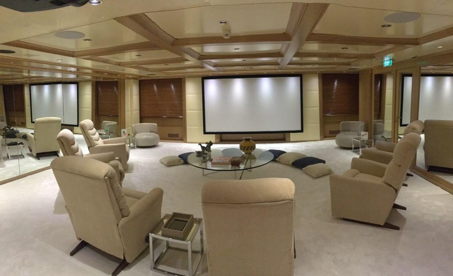 015 O'Mega_271- Cinema large_2161852 2004 MITSUBISHI  Mega Yacht 2919765