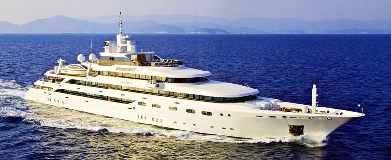 2004 MITSUBISHI  Mega Yacht 2459695