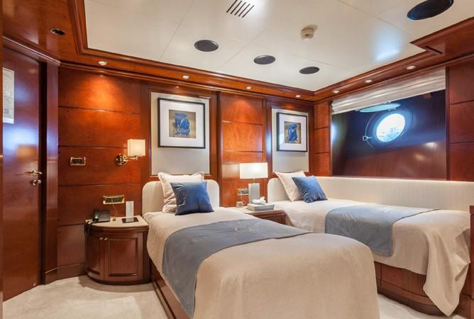 2004 MITSUBISHI  Mega Yacht 2459706
