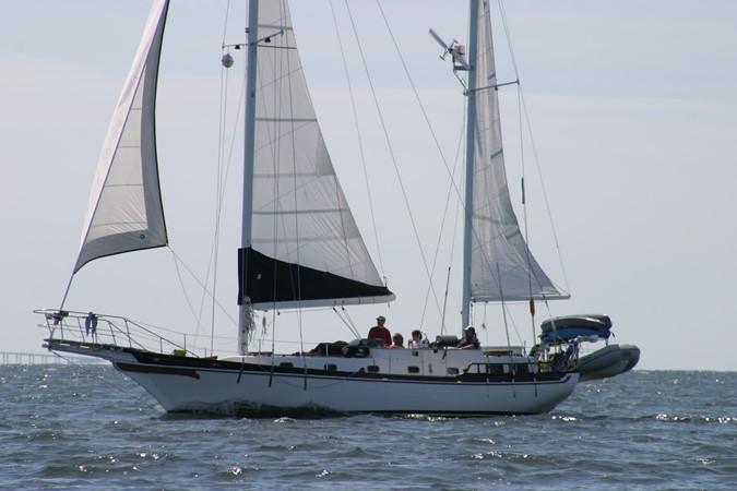 1981 MARINE TRADER  Classic Yacht 2438312