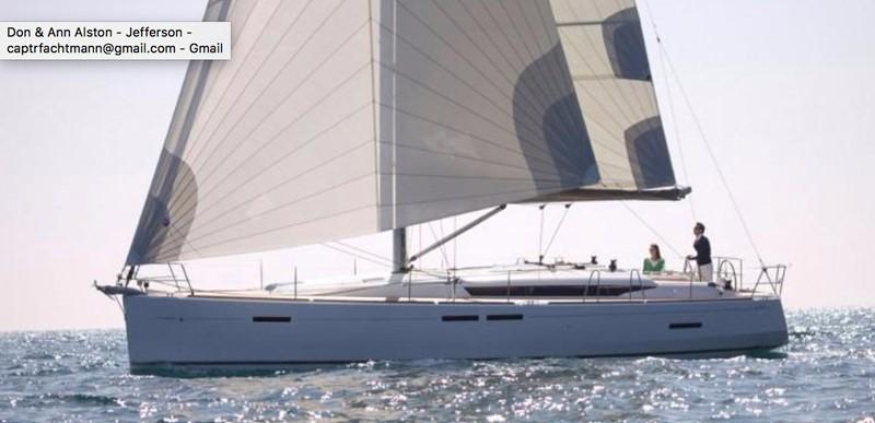 2017 JEANNEAU 449 Cruising Sailboat 2440456