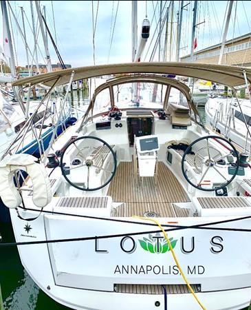 2017 JEANNEAU 449 Cruising Sailboat 2440458