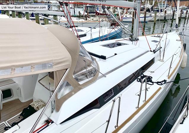 2017 JEANNEAU 449 Cruising Sailboat 2440459