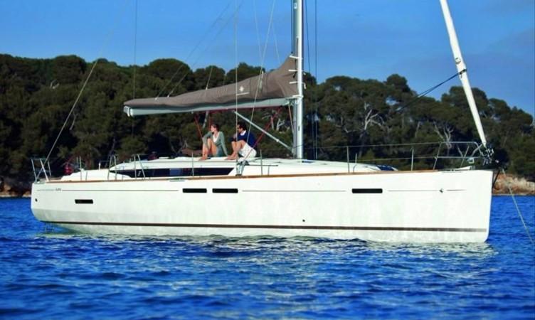 2017 JEANNEAU 449 Cruising Sailboat 2440461