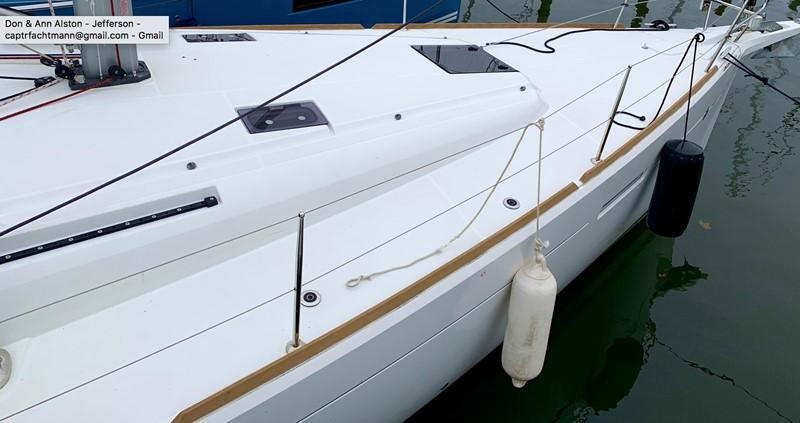 2017 JEANNEAU 449 Cruising Sailboat 2440463