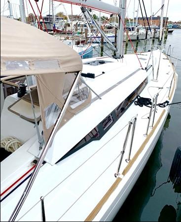 2017 JEANNEAU 449 Cruising Sailboat 2440467