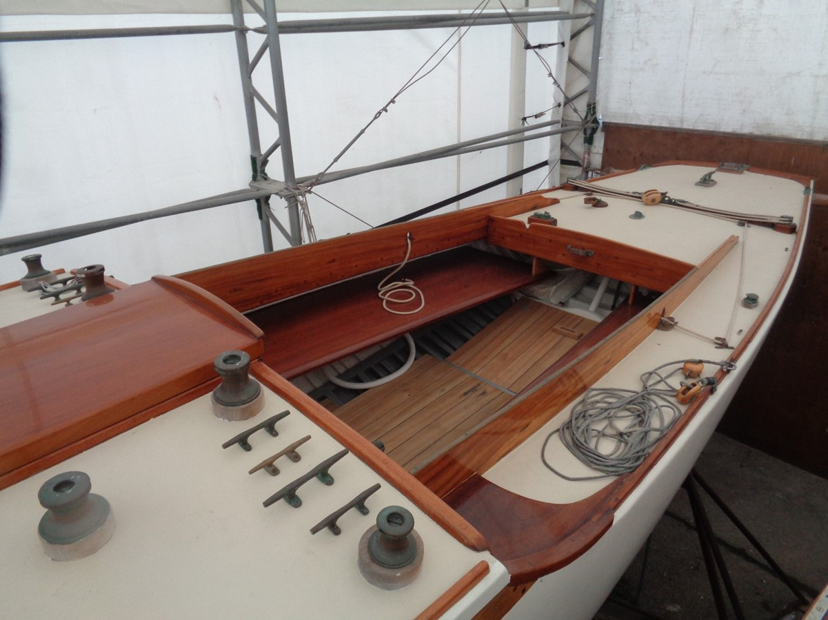1920 NEVINS  Classic Yacht 2440618
