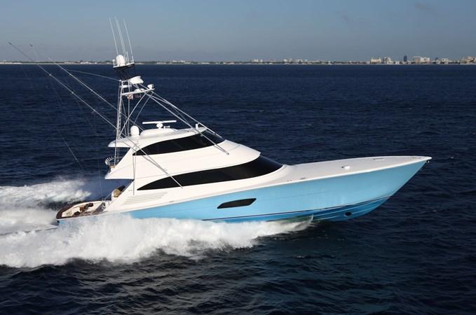 92 Viking Enclosed Bridge 2015 VIKING 92 Enclosed Bridge Sport Fisherman 2441406