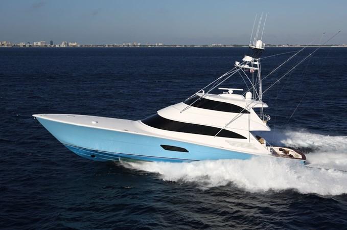 2015 Viking 92 EB 2015 VIKING 92 Enclosed Bridge Sport Fisherman 2441411