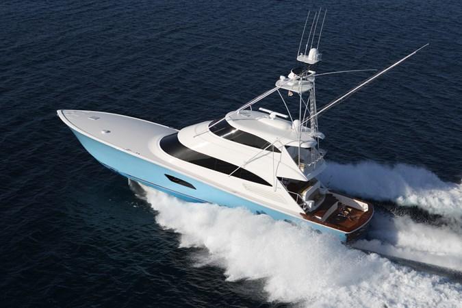 2015 Viking 92 EB 2015 VIKING 92 Enclosed Bridge Sport Fisherman 2441430
