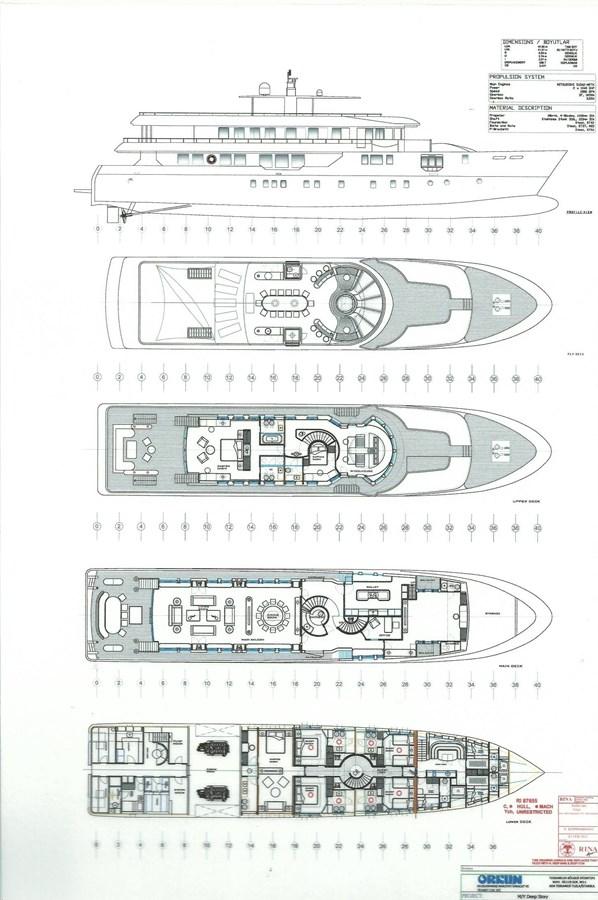 DEEP STORY GA 2012 ORKUN YACHTING Custom Motor Yacht 2729669