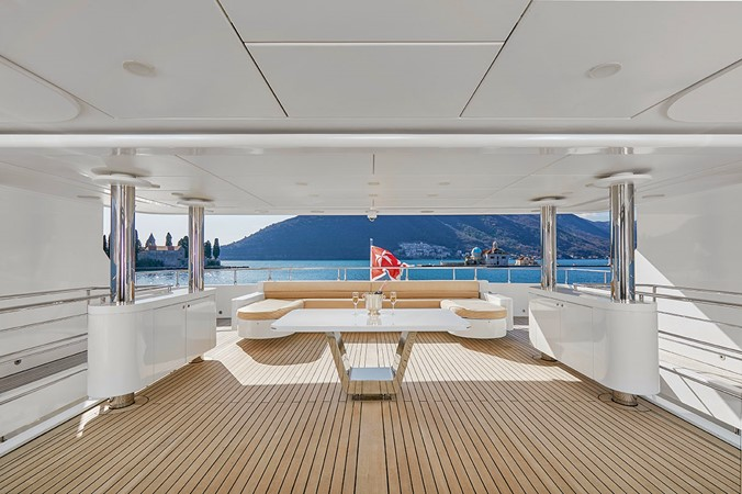 2012 Orkun Yachting Custom Motor Yacht 2473187