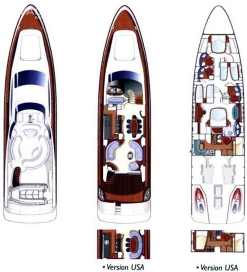 2004 AZIMUT  Motor Yacht 2442072