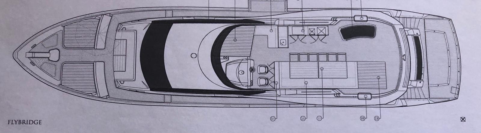 2013 SUNSEEKER  Motor Yacht 2681359